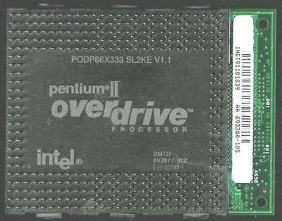 IntelPOD66X333-SL2KE