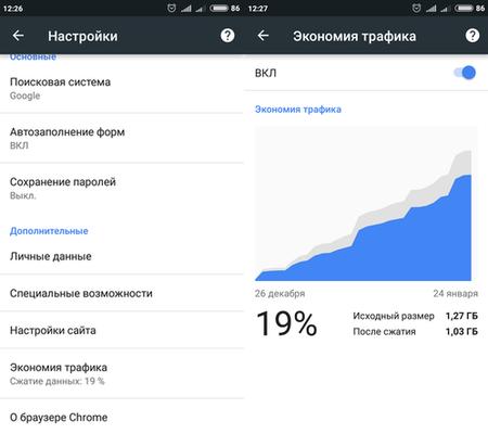 обход блокировки сайтов android
